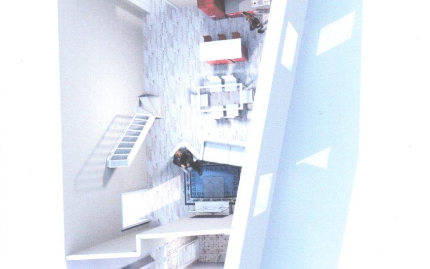 Bolognese in villa storica del 1500 primo ed ultimo piano, 4 vani(mq110) con due posti auto e giardino staccato dall'unità immobiliare